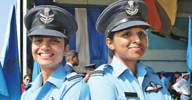 Air force gets two more women pilot