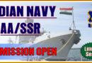 Indian Navy AA SSR Coaching in Dehradun