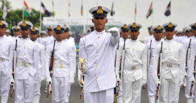 Indian Navy Senior Secondary Recruits (SSR)