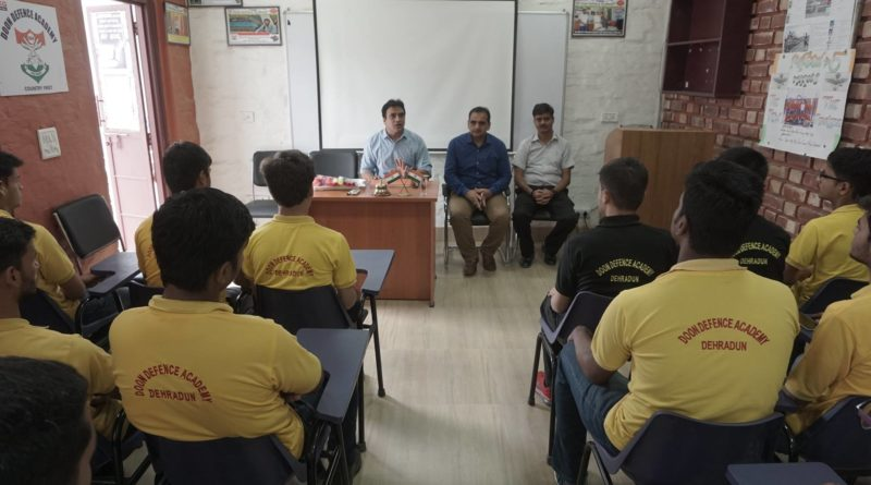 SSB Coaching Dehradun - Doon Defence Academy