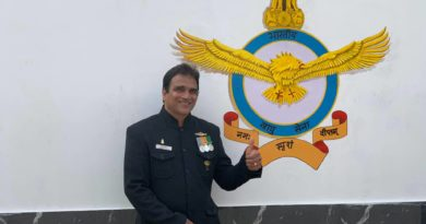 Indian Air Force Airman Recruitment 2019 for Batch 01/2020 Group X, Y –  Apply Online 02 January 2019 to 21 January 2019