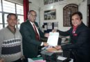 DDA Contributed Rs. 50,000 Towards Flag Day Fund
