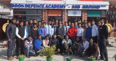 14th Batch of SSB Course Completes Training at DDA on 19 Jan 2019