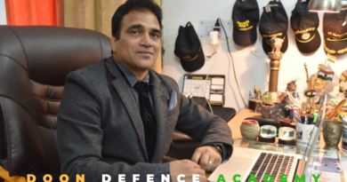 Doon Defence Academy – Best Institute in India for Defence and Merchant Navy