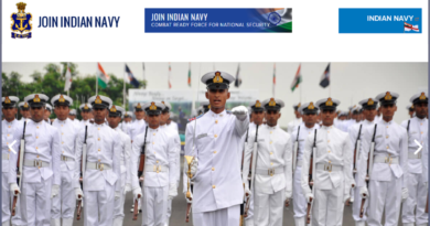 Join Indian Navy – Senior Secondary Recruits (SSR), Artificer Apprentice (AA) February 2020 Batch