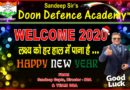 New Year 2020 Celebrations